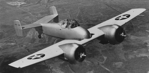 Top 30 avions moches et bizarres 15