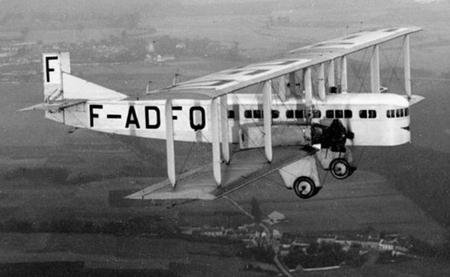 Top 30 avions moches et bizarres 16