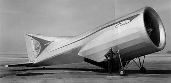 Top 30 avions moches et bizarres 8