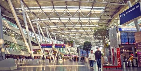 terminal aeroport