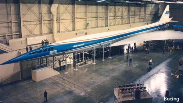L'histoire du Concorde 2