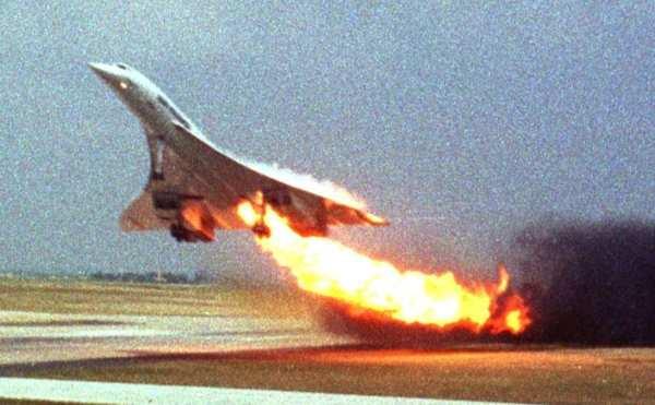 L'histoire du Concorde 18