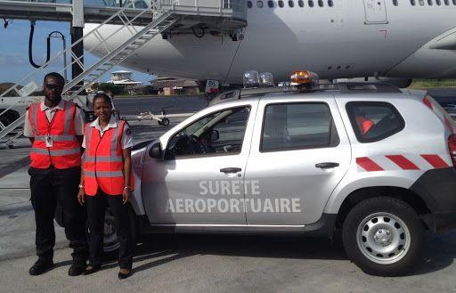 véhicule de sûreté aéroportuaire