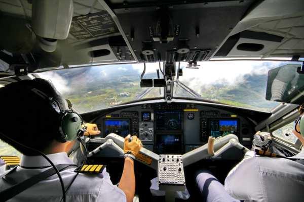 Selon Thales, les avions n'auront plus qu'un seul pilote 2