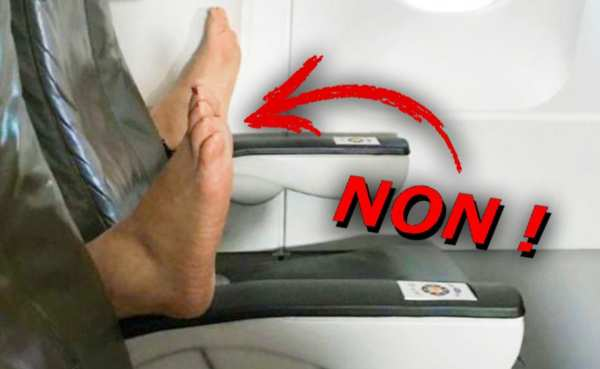 Top 10 des pires passagers en avion 10