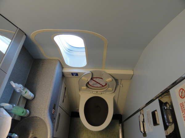 Comment les avions vident leurs toilettes ? 12