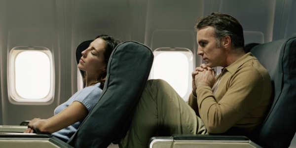 Top 10 des pires passagers en avion 4