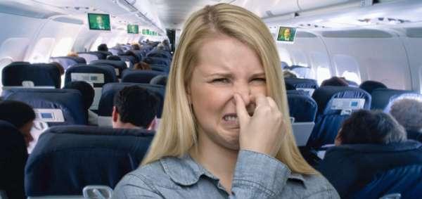 Top 10 des pires passagers en avion 2
