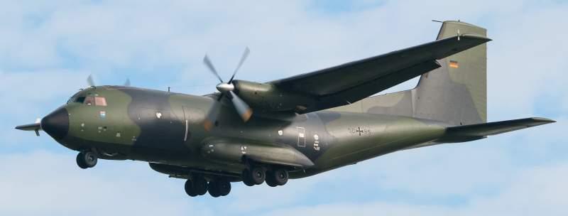 Quels sont les gros avions militaires ? 7