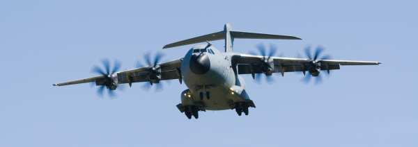 Quels sont les gros avions militaires ? 2