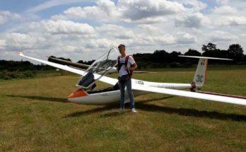 Rencontre d'AvGeeks : Anton D, pilote planeur #1 7