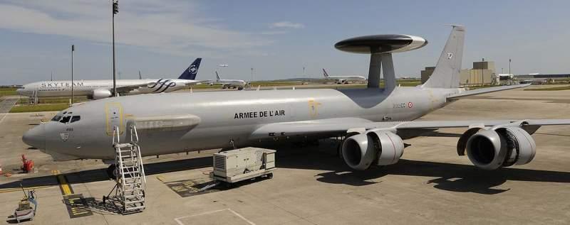Quels sont les gros avions militaires ? 6
