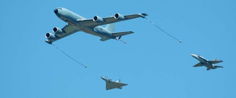 Quels sont les gros avions militaires ? 5