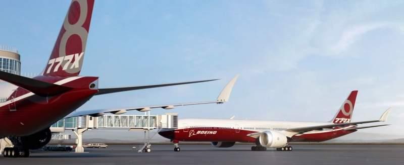 Le Boeing 777x avance mais les ventes rament 2
