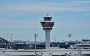 Tour de contrôle d'un aéroport