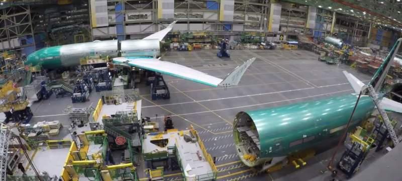 Le Boeing 777x avance mais les ventes rament 1