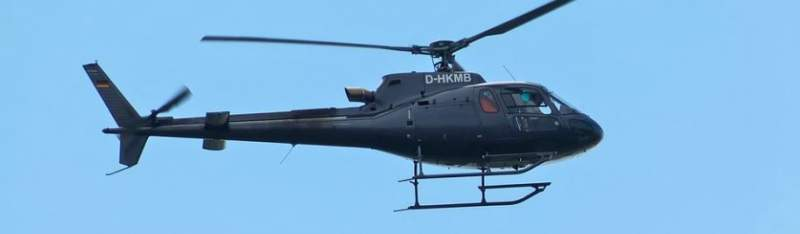 A quelle altitude volent les hélicoptères ? 5
