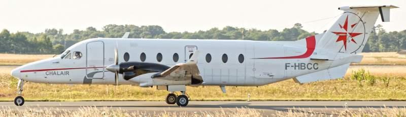 Beechcraft B1900D