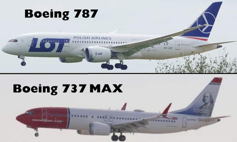 Différences et caractéristiques des Boeing 737 MAX 2