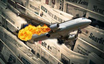 La presse et les incidents aériens : Une culture de la peur 39