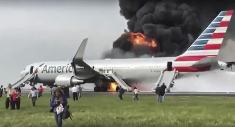 La presse et les incidents aériens : Une culture de la peur 2