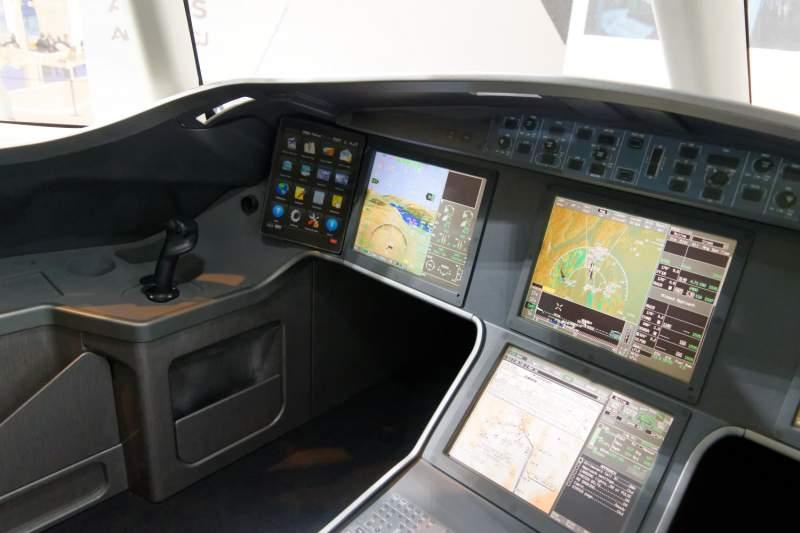 Le Dassault Falcon 6X se concrétise 2