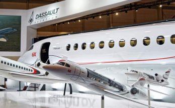 Le Dassault Falcon 6X se concrétise 15