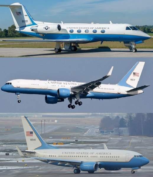 Trump dévoile la prochaine livrée d'Air Force One 4