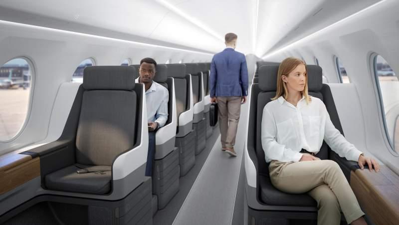 Boom : l'avion de ligne supersonique se concrétise 3