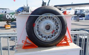 Des cales de roues d'avions révolutionnaires 46