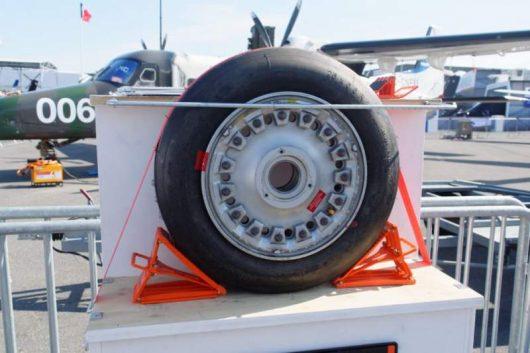Des cales de roues d'avions révolutionnaires 6