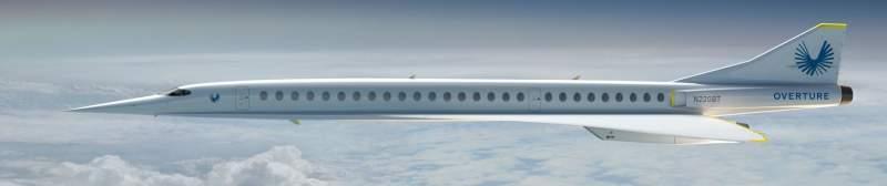 Boom : l'avion de ligne supersonique se concrétise 2