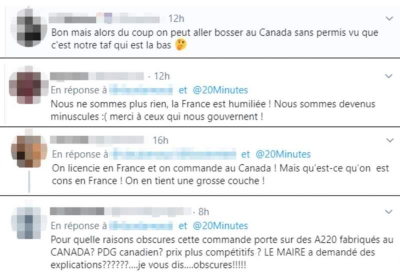 Pourquoi Air France commande des Airbus fabriqués au Canada ? 1