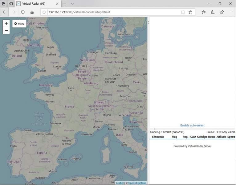 Comment installer Virtual Radar Server sur Linux 6