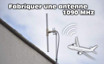 Fabriquer une antenne pour la réception ADS-B 1