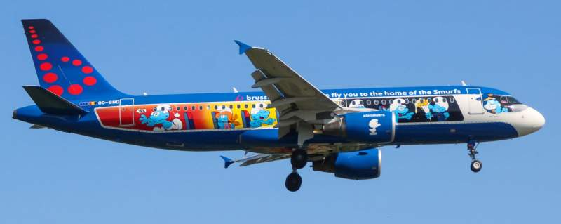 Brussels Airlines haute en couleurs ! 2