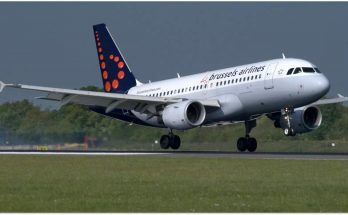 Brussels Airlines haute en couleurs ! 1