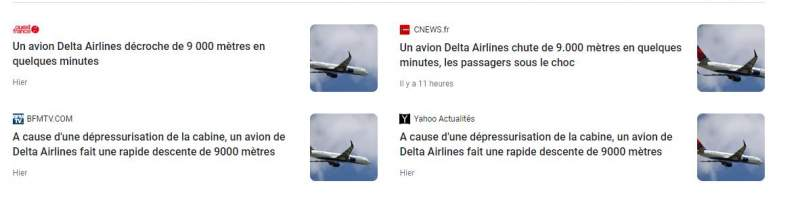 Un avion décroche de 9000 mètres ? Les blaireaux vous mentent ! 1