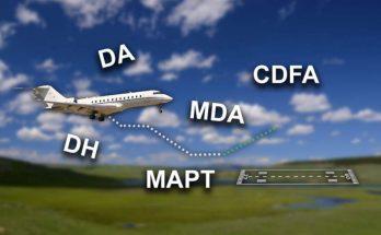 Différences entre les DA, DH, MDA, MDH, CDFA, MAPT 75