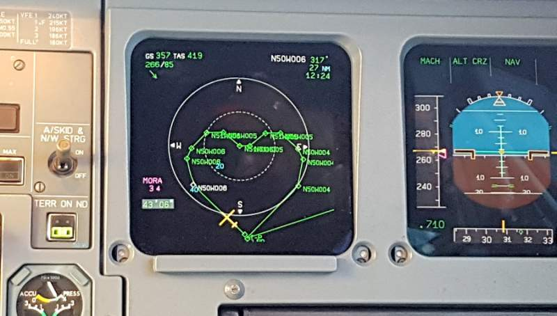 Quand des pilotes dessinent dans le ciel 33