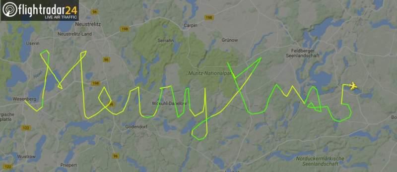Quand des pilotes dessinent dans le ciel 17