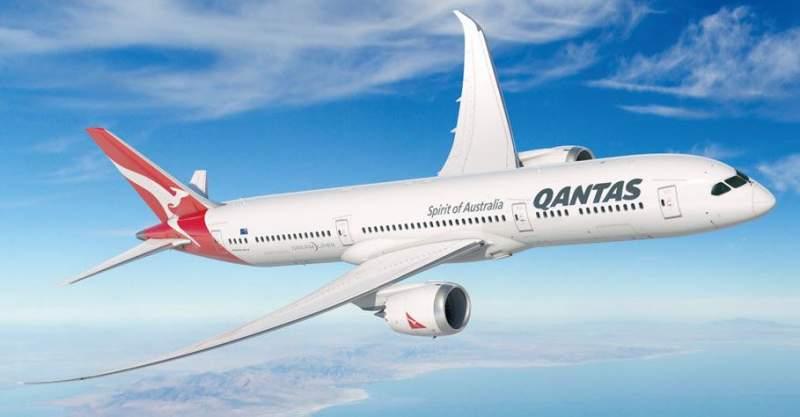 FAKE NEWS : Non, Qantas n'a battu aucun record historique en 787 1