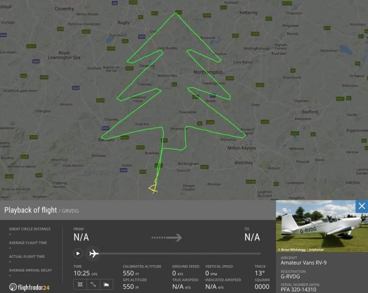 Quand des pilotes dessinent dans le ciel 15