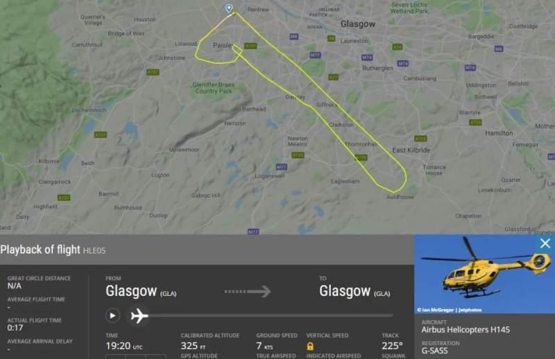 Quand des pilotes dessinent dans le ciel 25