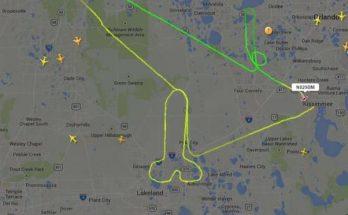 Quand des pilotes dessinent dans le ciel 9