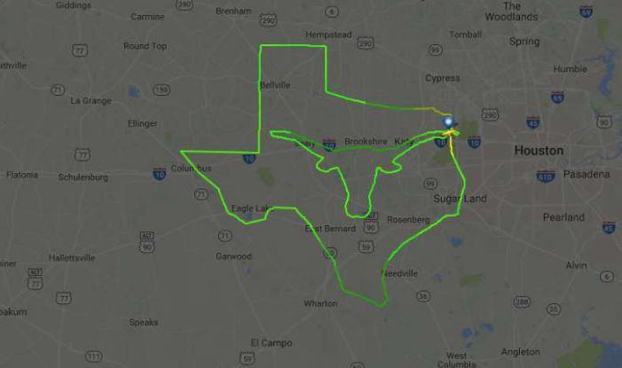 Quand des pilotes dessinent dans le ciel 28