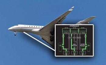 Initiation aux systèmes hydrauliques d'un avion 2