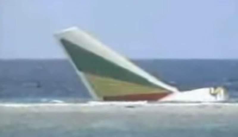 Il y a 23 ans, un Boeing 767 s'écrasait après avoir été détourné 7