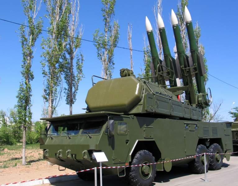 Batterie de missiles