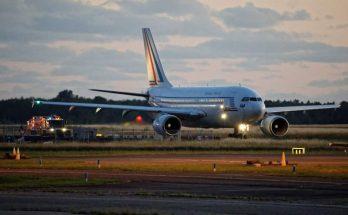Bordeaux : Un Airbus A310 de l'Armée de l'air interrompt son décollage suite à une défaillance 1